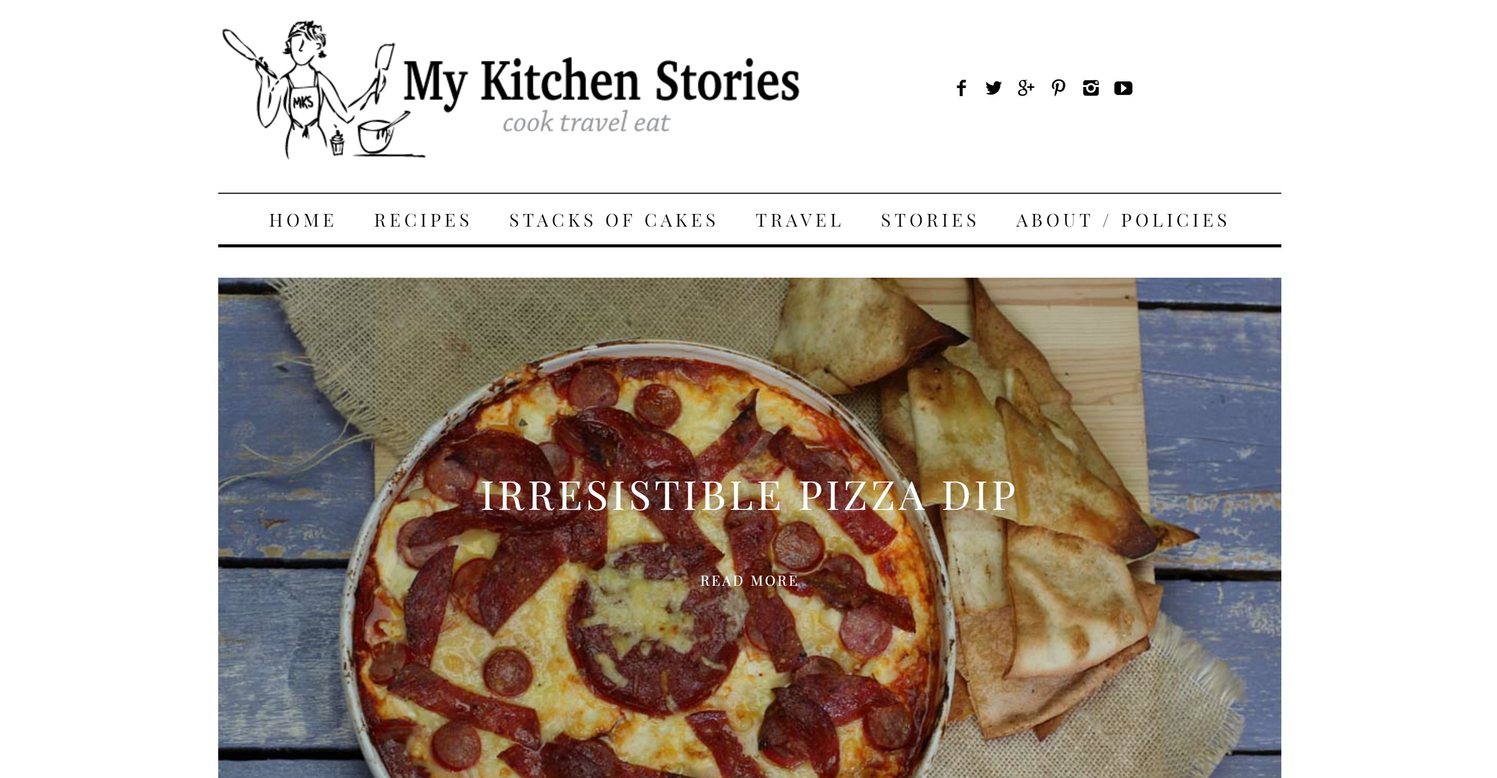 My Kitchen Stories logo